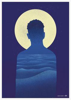 Moonlight by Marcin Wolski