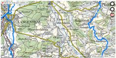 Langenthal BE Velowege Fahrrad velotour #mobil #routenplaner http://ift.tt/2qFZddJ #karten #Geomatics