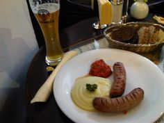 Bangers and Mash - Moscow, Russia