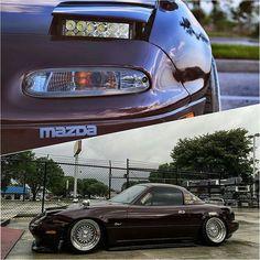 ❤ @merlotmiata #TopMiata  TopMiata.com Monster Miata, Mx5 Na, Drift Truck, Mx5 Parts, Thing 1, Mazda Miata, Mk1, Dream Garage, Sexy Cars