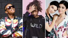 famedeerockblog: Impressive!!!Silentò, Jaden Smith and the Jenner s...