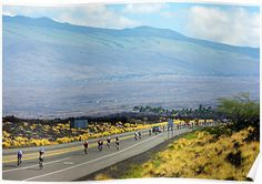 Long road ahead... Kona Ironman