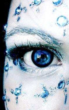 Saphire eye