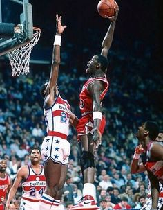 MJ of all time
