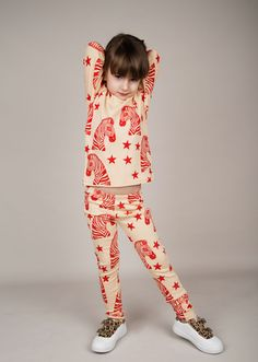 Sneak Peek Mini Rodini AW14 Quel Carrousel! (minus the shoes though)