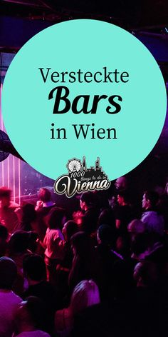 We take you on a little discovery tour in the Viennese nightlife. Paris Tips, Night Bar, Gear Best, Nightlife Travel, Wanderlust Travel, Where To Go, Outdoor Activities, Budapest, Night Life