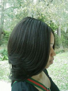 Sew in..... love this one