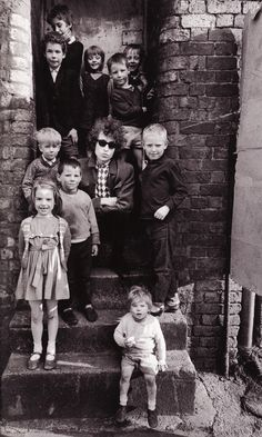 Bob Dylan ::....♥♥...   Liverpool :: 1966 :: Being Miss Hannigan
