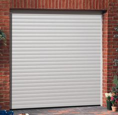 Garador Gararoll insulated roller garage door