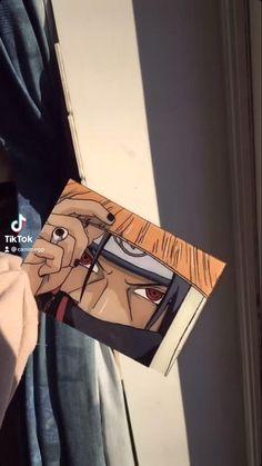Anime Drawings Sketches, Art Drawings, Anime Art Girl, Manga Art, Anime Crafts, Art Day, Painting & Drawing, Amazing Art, Glass Art