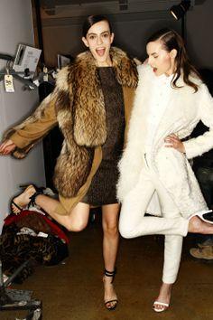Models in J.Mendel fur