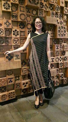 """Kebaya fashion-love this one of my friend design """"Indische design"""""""