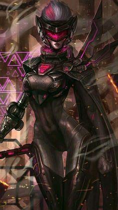 Fiora-League of Legends Art, also heiße Kunst. Fiora-League of Legends Art. High Fantasy, Fantasy Women, Fantasy Girl, Final Fantasy, Lol League Of Legends, Cyberpunk Girl, Arte Cyberpunk, Character Inspiration, Character Art