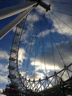 beautiful day in london // feb15