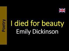 Poesia - Sanderlei Silveira: I died for beauty - Emily Dickinson