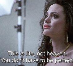Angelina Jolie x Gia