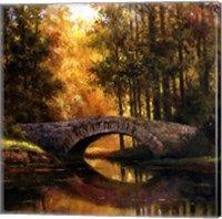 Framed Stone Bridge