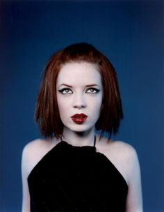 Can Shirley Manson be Varanus? Because I'm not going to lie...My brain does a thing thinking about it. I love Garbage. This woman is amazing.