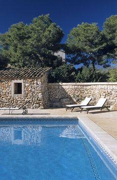 Pool Mediterranean Living