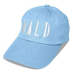 7924ffc8808 DALIX Hiking Hats Dad Hat WILD Custom Caps Embroidered Cap