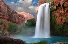 tripbucket | Dream: Hike Havasupai Trail, Arizona, USA