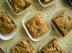 flourless cashew bars | Parents Need to Eat Too | gluten free, quick and easy, pantry items