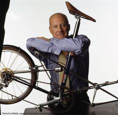 Tribute to Dr Alex Moulton 1920 – by Norman Foster Norman Foster, Moulton Bicycle, Bmx, Foster Partners, Real Steel, Cycle Chic, Cool Gear, Bicycle Design, Inventions