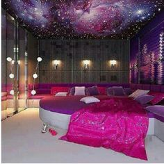 This is a Bedroom Interior Design Ideas. House is a private bedroom and is usually hidden from our guests. However, it is important to her, not only for comfort but also style. Much of our bedroom … My New Room, My Room, Room Set, Teenage Girl Bedrooms, Cool Teen Bedrooms, Teenage Room, Brown Bedrooms, Purple Bedrooms, Teenage Guys