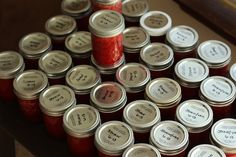 Strawberry jam for idiots. Easy step by step canning instructions for making a delicious and low-sugar strawberry jam.