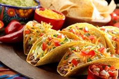 Spicy Minced Beef Tacos Recipe