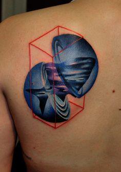 Tattoo by Marcin Surowiec