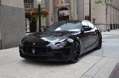 2015 Maserati Ghibli SQ4 S Q4 Stock # GC2125A for sale near Chicago, IL | IL Maserati Dealer