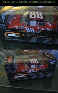 2012 Cole Whitt 88 TaxSlayer Air Hogs Ride 164 Action Diecast