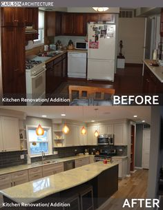 9 Best Before Amp After Home Renovations Images Before