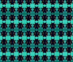 stars in your eyes. fabric by chaveli on Spoonflower - custom fabric