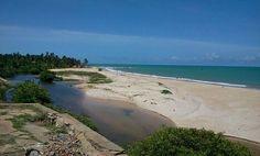 Praia Lagoa do Pau, Coruripe, Alagoas