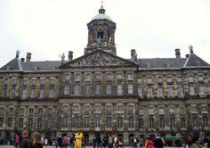 Royal Palace @ Amsterdam ~ Paleis op de Dam