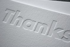 debossing is the opposite of embossing. it plants the letters or logo inside the paper compared to embossing which pops it out of the paper Emboss Printing, Stationery Printing, Stationery Design, Script Lettering, Typography, Calligraphy, Blind Embossing, Embossed Paper, Print Finishes