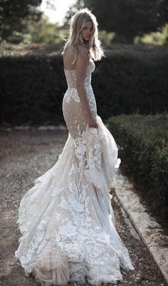 Idan Cohen Wedding Dress Collection 2016 | Bridal Musings Wedding Blog 24