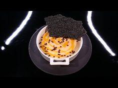 Mousse au chocolat blond « dulcey », coulis de kumquat. par Christophe Michalak (#DPDC) - YouTube