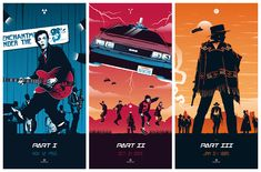 'Back To The Future' by Rico Jr, a new print release from Pop Cult Art. x giclée prints on matte ultra paper in limited editions of 25 for each, and a limited edition trilogy set of. Future Days, Bttf, Great Scott, Print Release, Cinema, Photoshop, New Print, Insta Art, Movies And Tv Shows