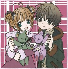 Cardcaptor Sakura~~Sakura and Syaoran