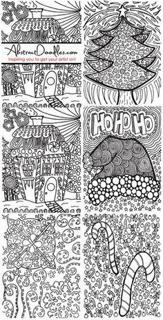 Abstract Doodles: November 2013