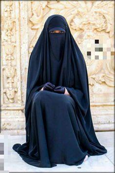 I❤Niqab vbb l Hijab Niqab, Muslim Hijab, Mode Hijab, Hijab Outfit, Hijabi Girl, Girl Hijab, Hijab Evening Dress, Niqab Fashion, Arab Girls Hijab