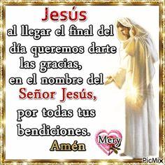 Bellos Gif Religiosos para Ti: DAR GRACIAS A DIOS POR TODO: Un camino de bendició...