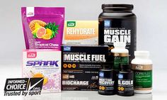 AdvoCare- excellent sports nutrition and weight loss support