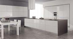 Cozinha lacada de folheado de madeira SETA by GeD cucine by GeD Arredamenti   design Centro stile GeD
