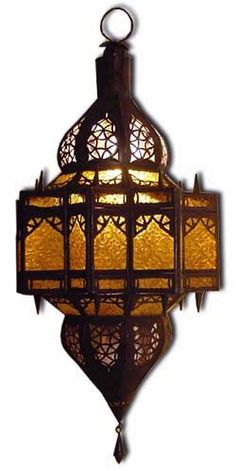 moroccan decor: moroccan lanterns and lamps part 9