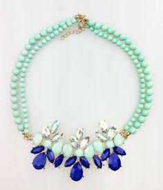 Stunning Jupiter Style Statement Necklace $15.99 #pinkEstunner