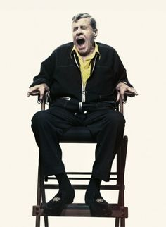 Still Nutty: Portraits of Jerry Lewis by Marco Grob - LightBox